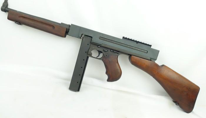 GunSpot | Thompson 1928A1 NAC Variant-Rare, Made for