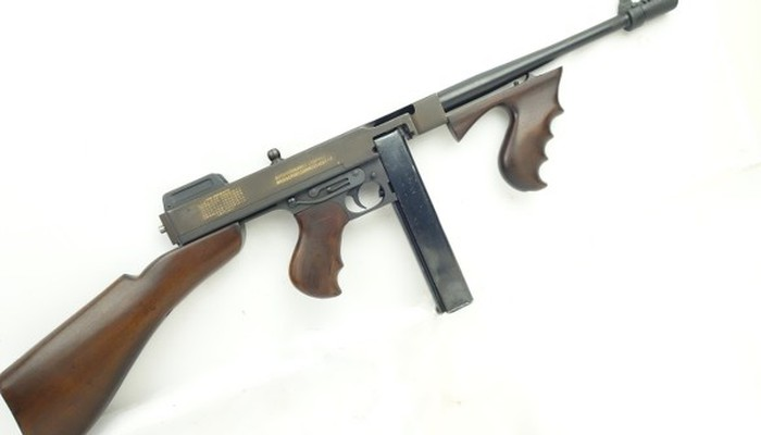 GunSpot | Machine guns, NFA classified ads main page