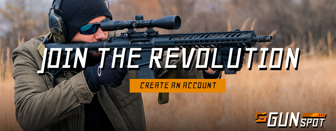 Gunspot is the revolution of gun listing sites!