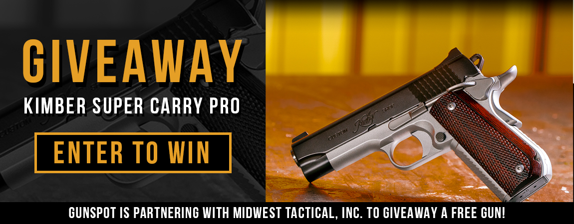This takes you to the MWT webpage for the Kimber Giveaway