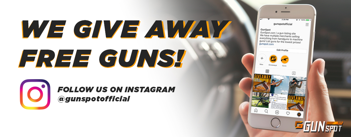 Follow GunSpot on Instagram