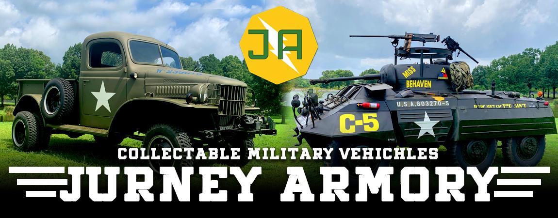 Jurney Armory Ad