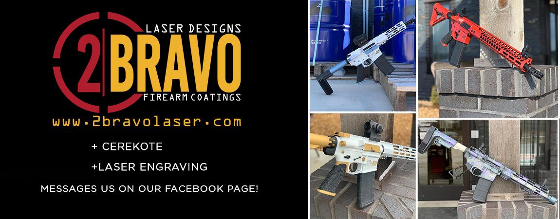 2 Bravo Laser Ad