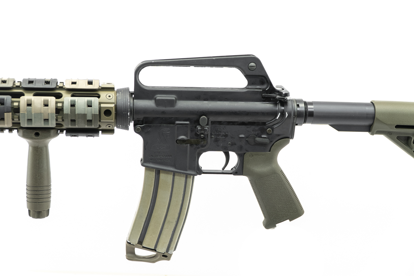 GunSpot | AR-15 Bushmaster