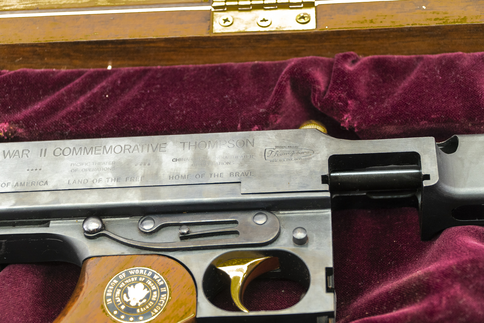 GunSpot | 1928 Commemorative WWII Thompson
