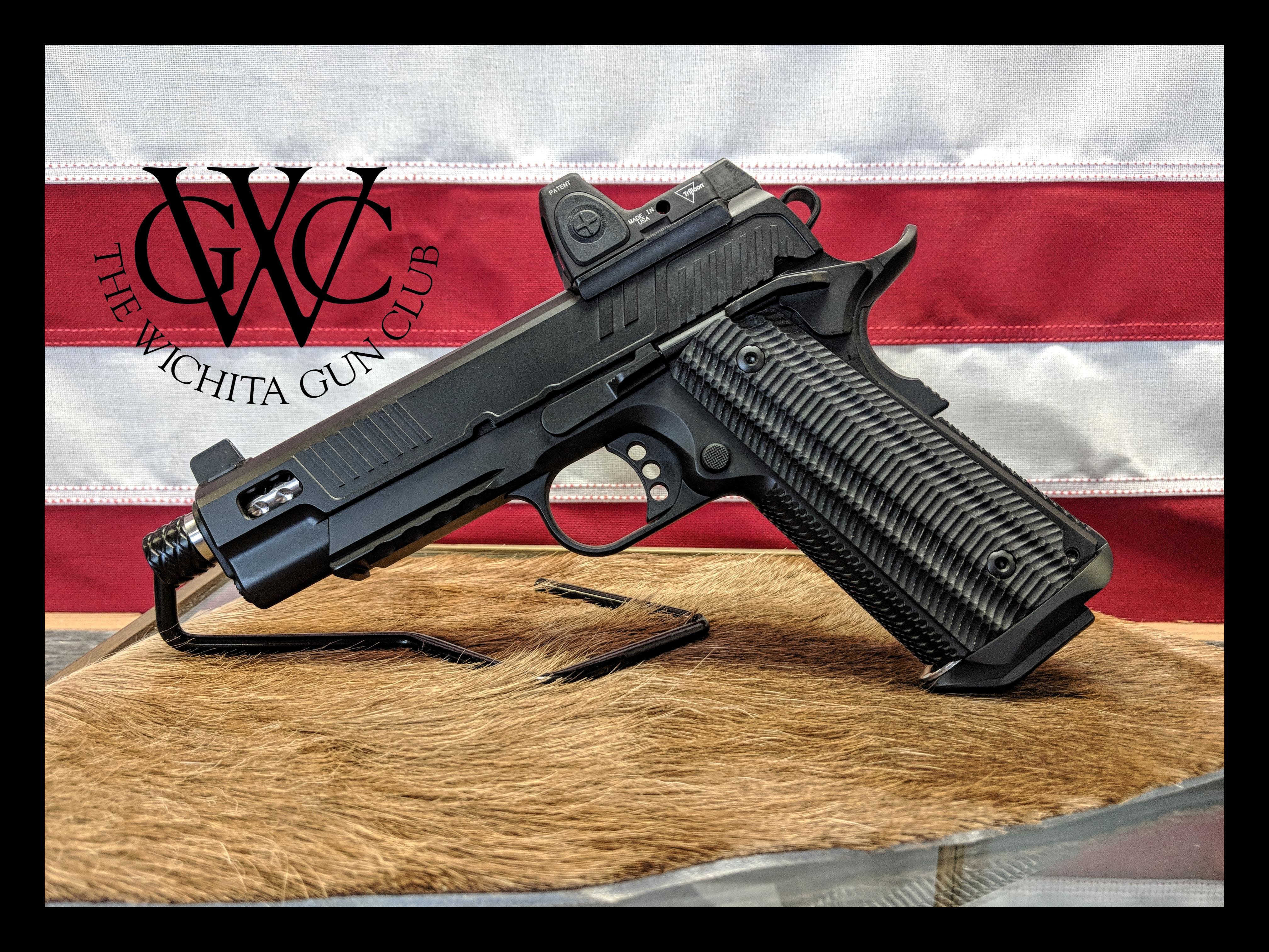 GunSpot | Ed Brown Zev 1911 9mm Commander