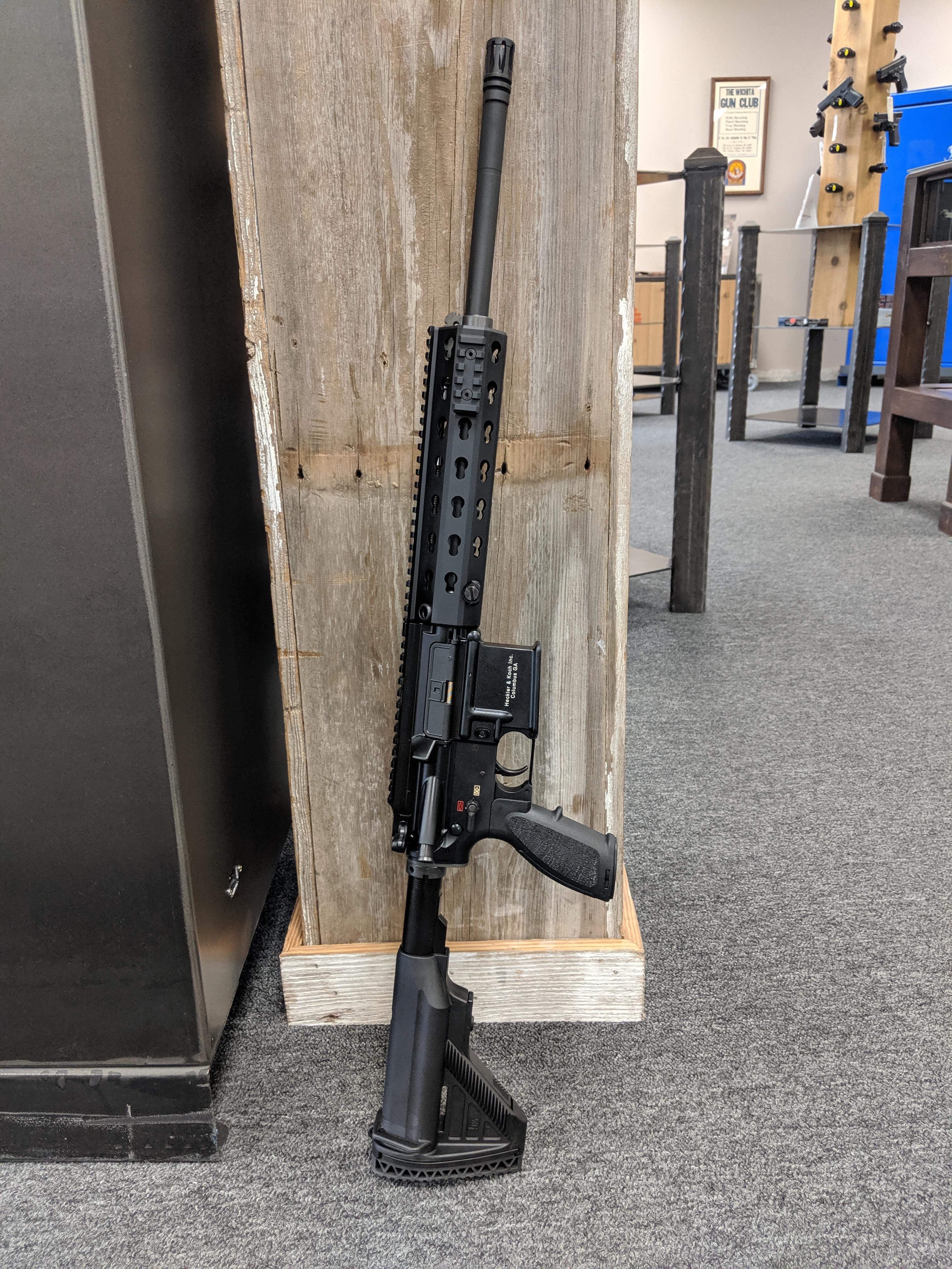 GunSpot   H&K Mr556-A1
