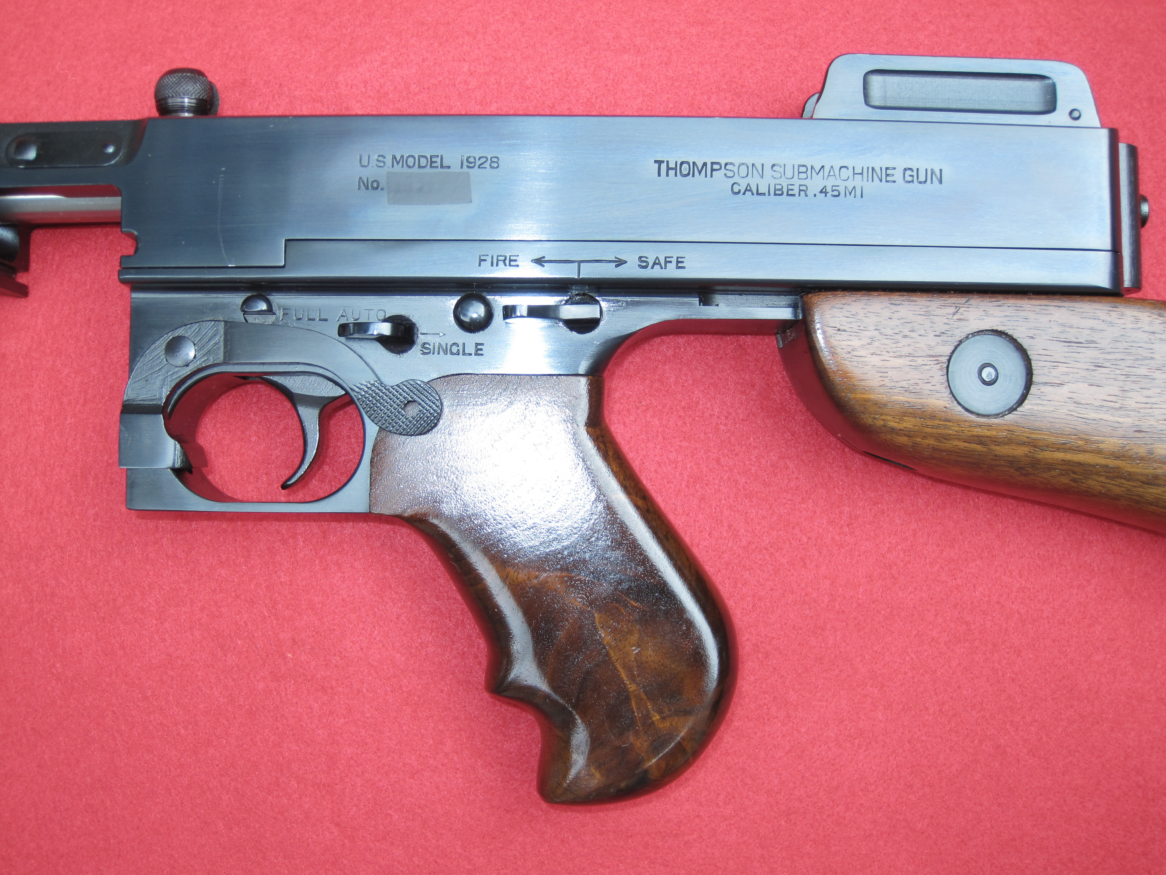 GunSpot | 1928 THOMPSON BY AUTO ORDINANCE